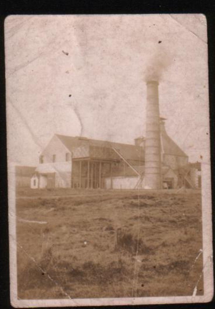 Dalwhinnie distillery - early years