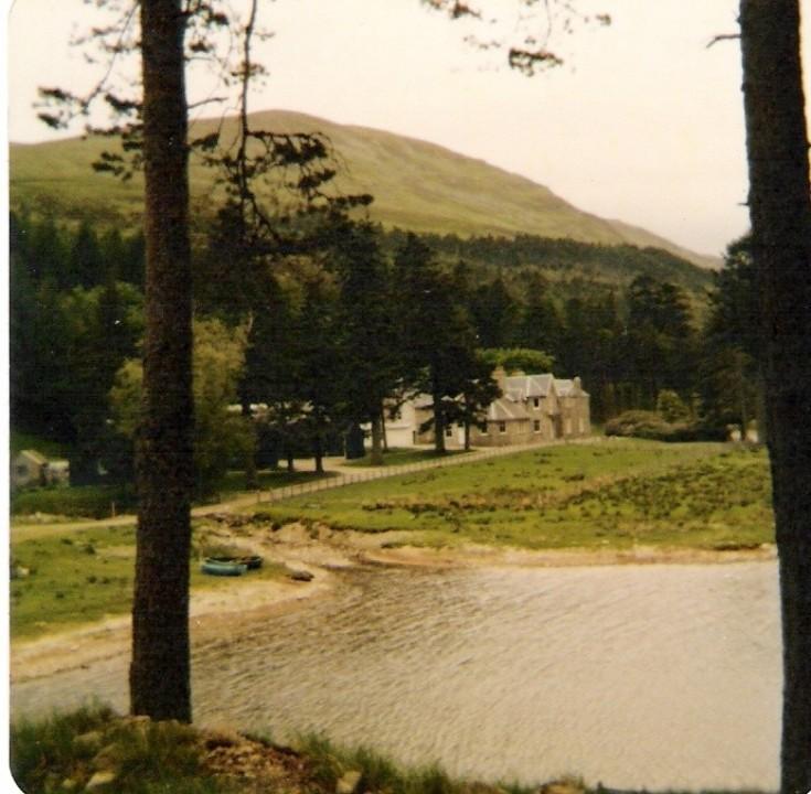 Ben Alder Lodge