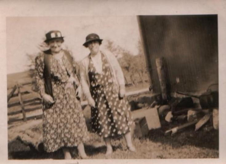 Granny Craib & another lady