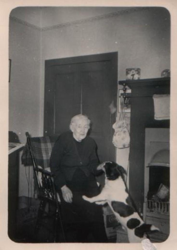 Granny Craib in Grampian View