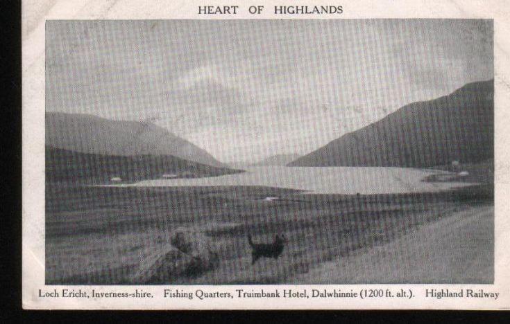 Old PC of Loch Ericht