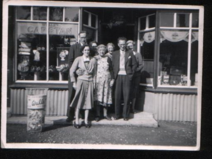 Stewart's Shop in the 1960's