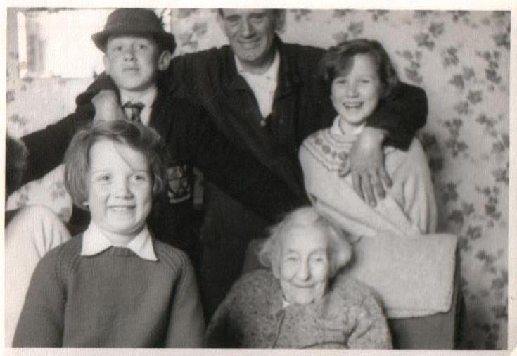 McLagan and Craib families