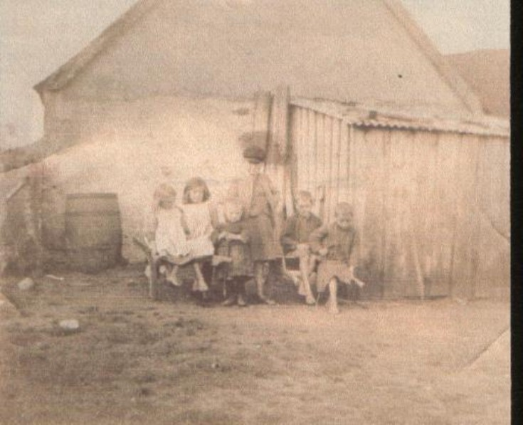 Lochend Cottage 1900s