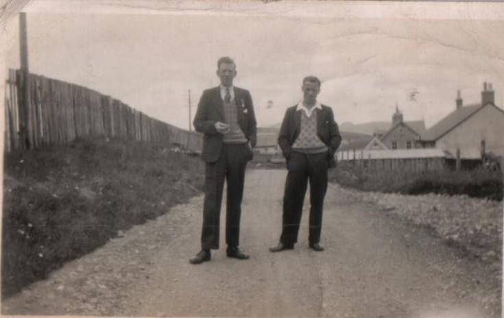 Jock Craib & Louis MacBean