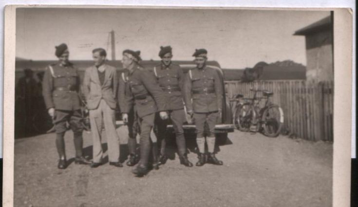 The Lovat's Scouts of Dalwhinnie