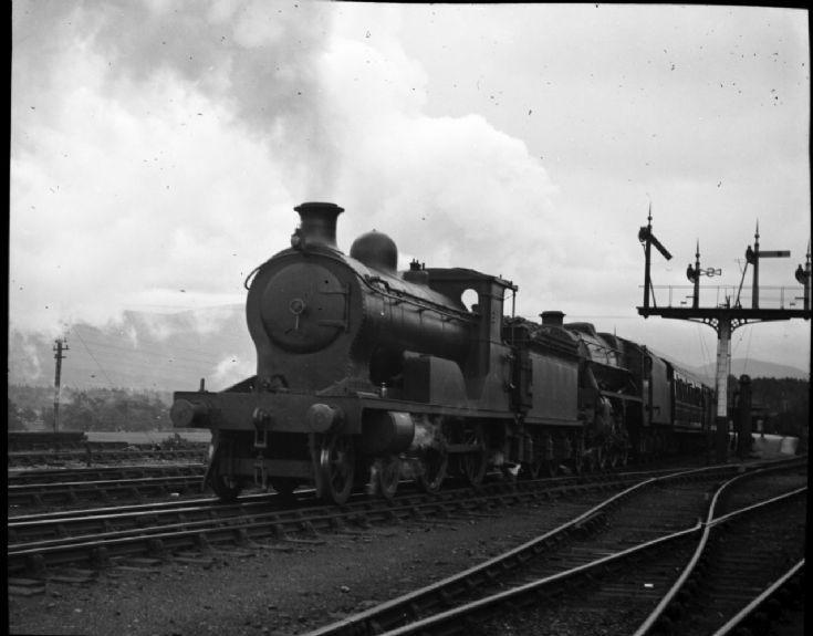 Highland Railway locomotive