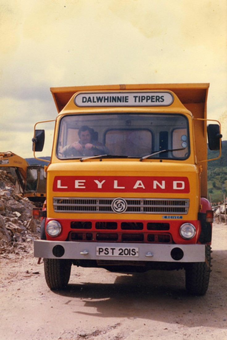 Dalwhinnie Tippers