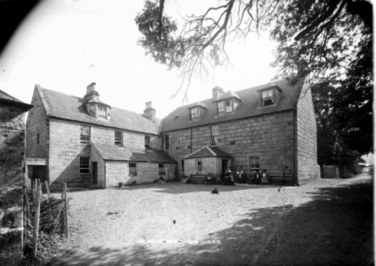 Loch Ericht Hotel c1950