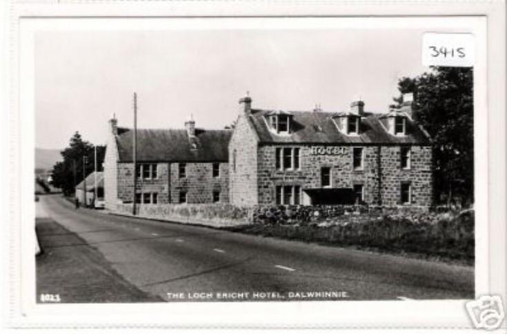 Loch Ericht Hotel