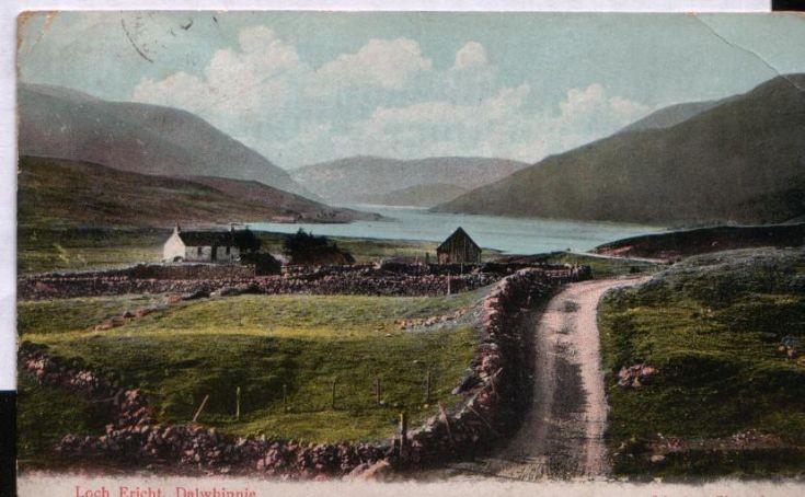 Lochend Cottage c1900