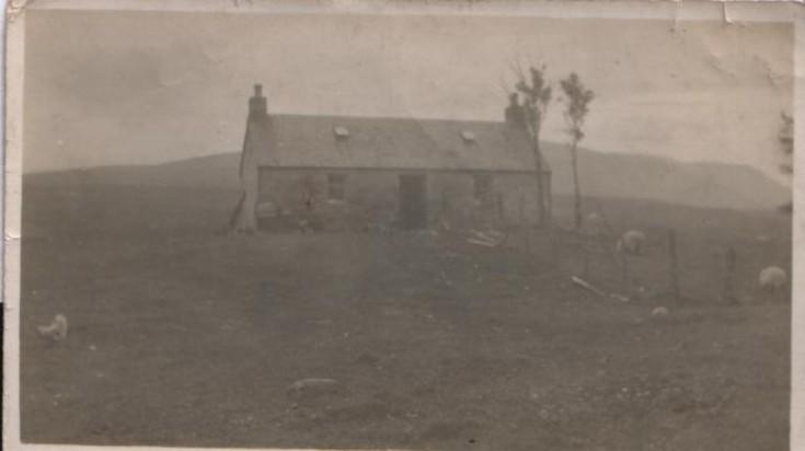 Lochend Cottage c1920