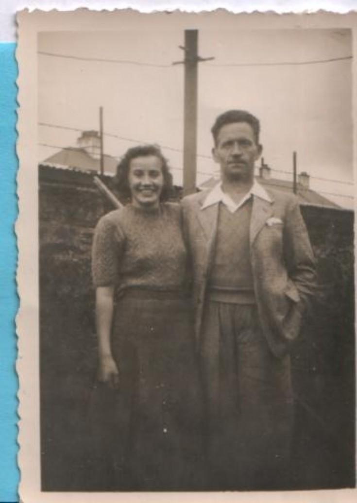 Mary & George Stronach