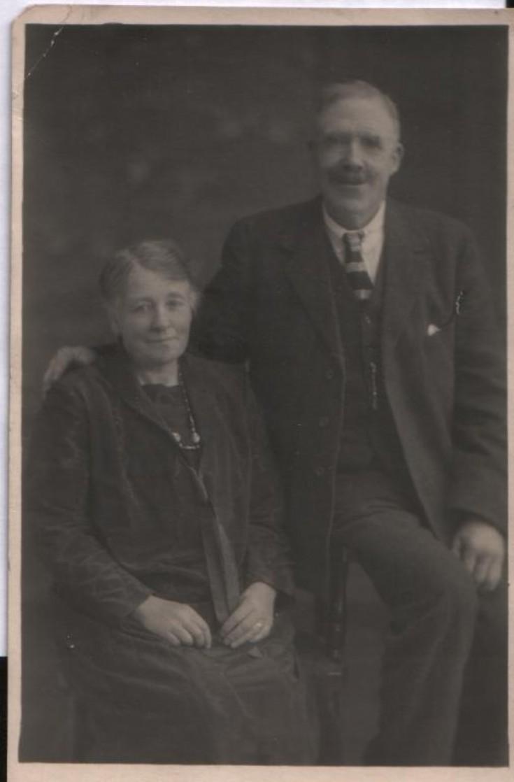 Mary Shand and William Hay Craib