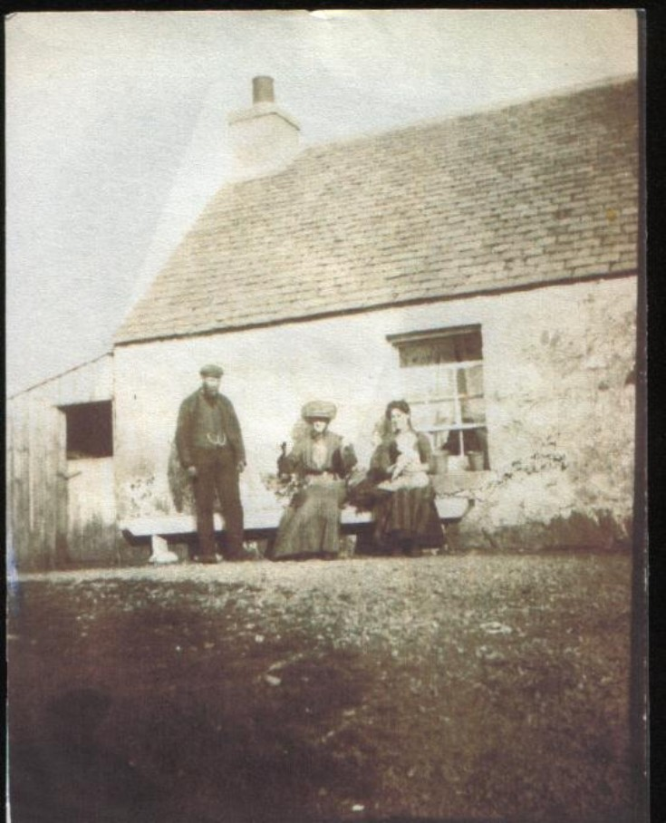 Lochend Cottage c1900