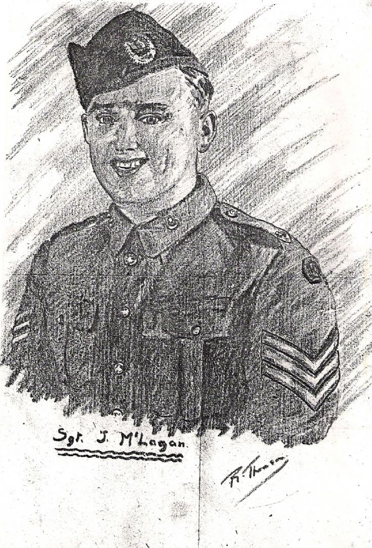 Sgt Jim McLagan