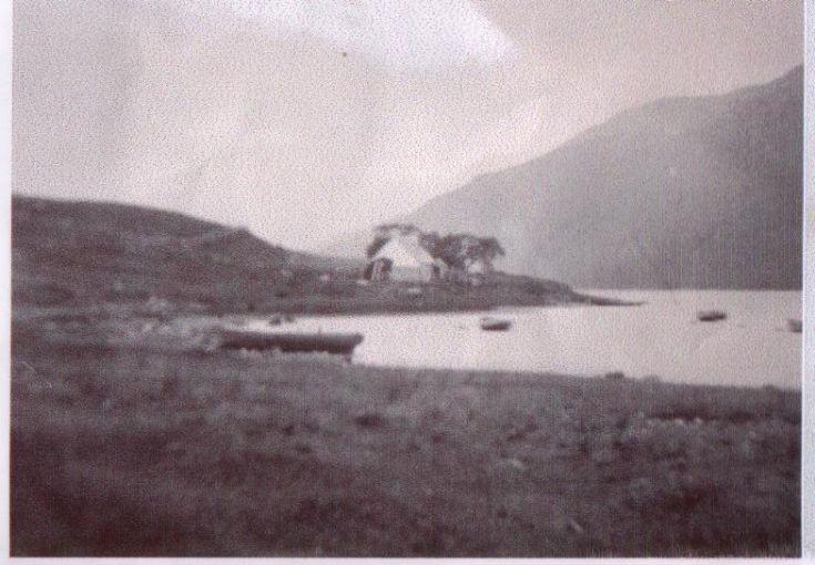 Lochend Cottage?