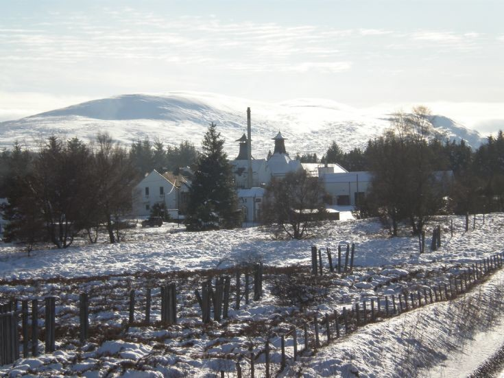 The Distillery in the Winter of 2010/11.