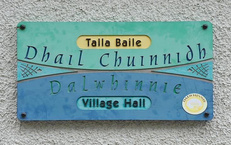 Dalwhinnie Village Hall