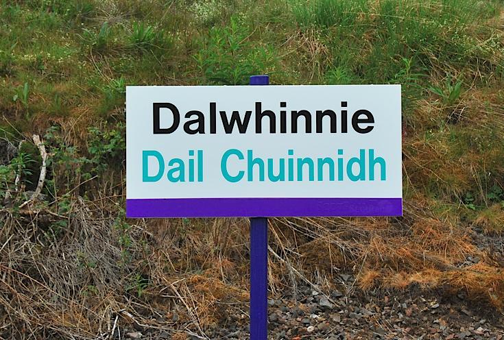 Dalwhinnie - Dail Chuinnidh